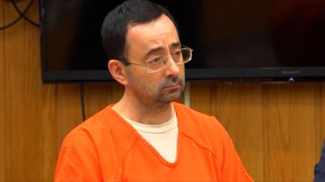 Former Olympic Doctor Nassar Enters Guilty Plea