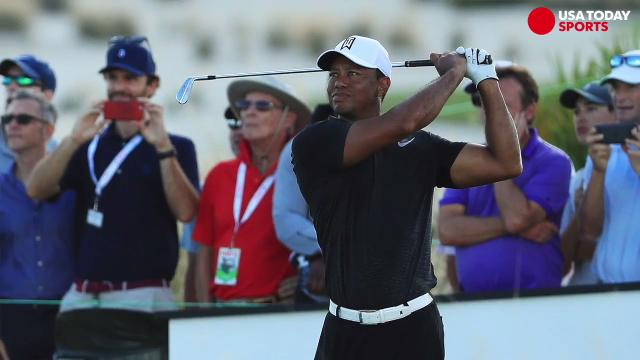 SportsPulse: USA TODAY Sports' Steve DiMeglio discusses Tiger Woods' return at the Hero World Challenge.