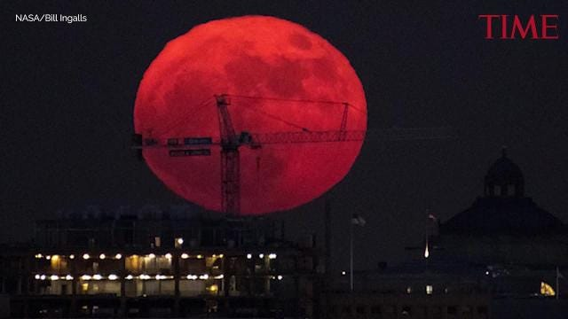 1st supermoon of 2018 to be on New Year's Day