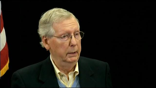 McConnell: Tax cuts won't grow deficit