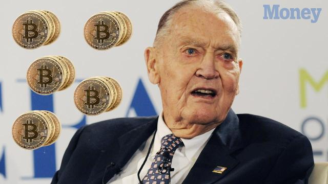Why Vanguard's Jack Bogle says 'avoid bitcoin like the plague'