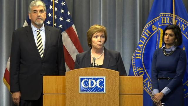 The opioid epidemic is being called the worst public health crisis in American history, with its lethal consequences exacting a toll on users and families nationwide. Eric Hargan, acting secretary of HHS spoke about the crisis at the CDC. (Dec 4)