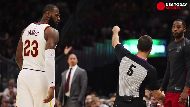 NBA Buzz: Are players and refs going to war?