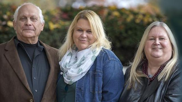 39 years later, parents and daughter are officially a family again