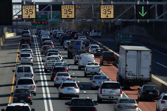 Driving to work could cost double digits in D C