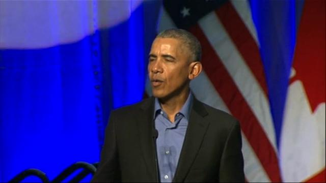Obama to mayors: Climate change is priority