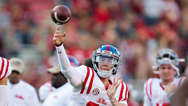 27651fca9 Shea Patterson Plans Official Visit to Michigan As Ole Miss Players Seek  Transfers