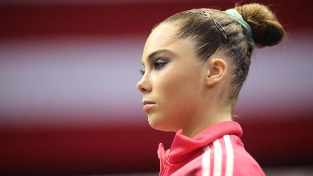 McKayla Maroney:Doc 'deserves to spend the rest of his life in prison'