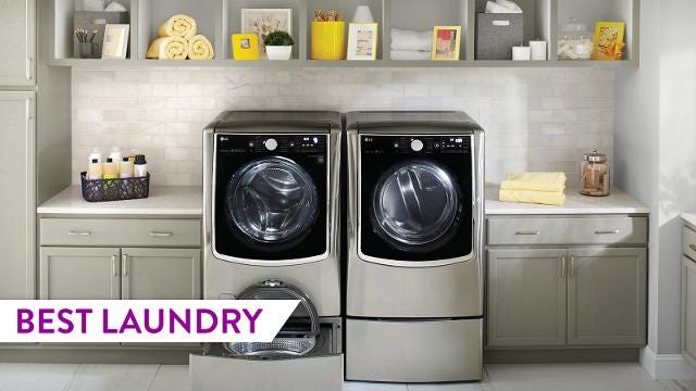 Looking For A New Washer And Dryer? These Are The Very Best We Tested This  Year.
