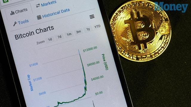 Bitcoin tops record $19,000 on one exchange, then plunges in wild 2-day ride