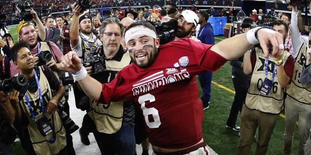 SportsPulse: Trysta Krick dissects the similarities and differences between Baker Mayfield and Tim Tebow.