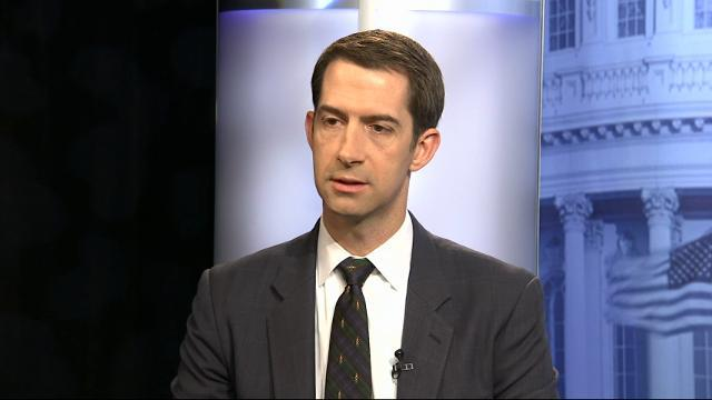 Cotton: China Not Reliable Partner on N. Korea