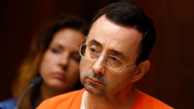 Ex-USA Gymnastics doctor Larry Nassar sentenced to 60 years in prison