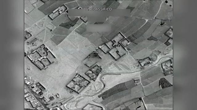 Raw: U.S. airstrikes on Taliban drug facilities