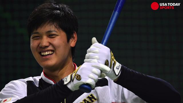Shohei Ohtani agrees to sign with Los Angeles Angels