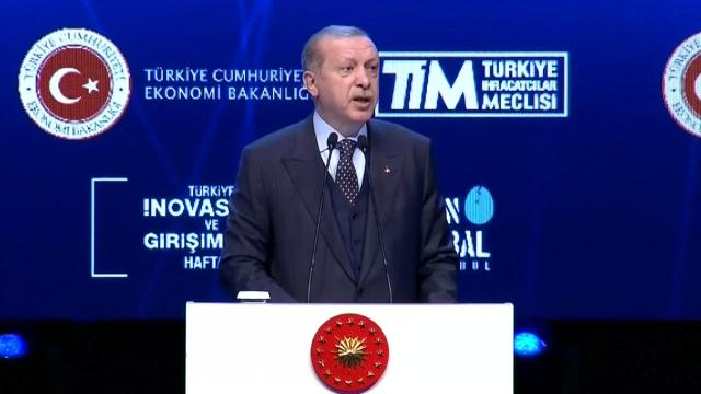 Turkey president calls Israel 'terrorist state,' slams Trump move