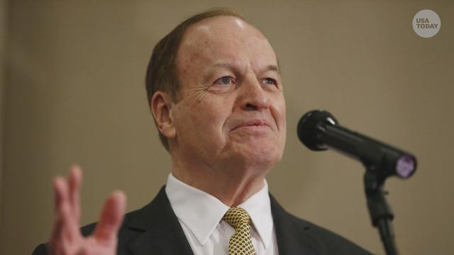 Alabama senator: I couldn't vote for Roy Moore