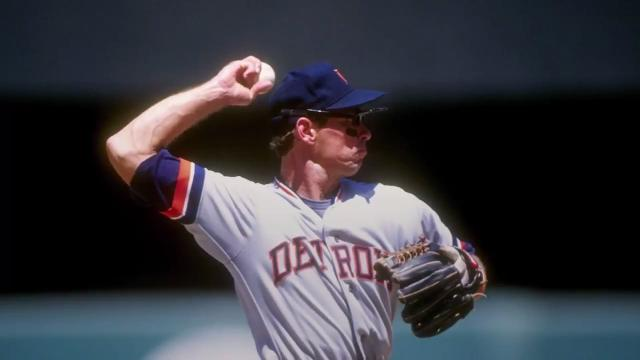 Starting pitcher Jack Morris and shortstop Alan Trammell, former teammates on the Tigers, were elected to the Baseball Hall of Fame.