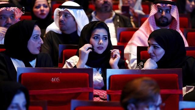 Saudi Arabia to lift decades-long ban on movie theaters