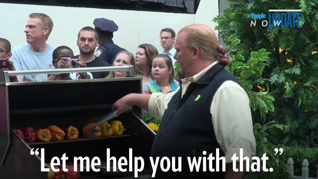 Mario Batali steps aside after accusations of habitual sexual harassment