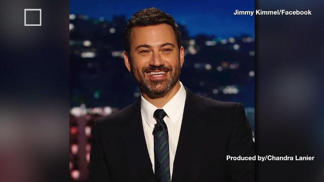Twitter beef leads Jimmy Kimmel to donate to Doug Jones' campaign