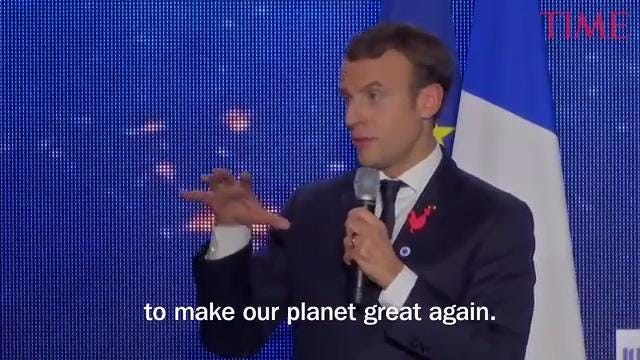 France awards scientists with 'Make Our Planet Great Again' grants