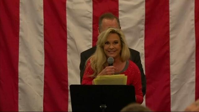 Kayla Moore's 'Jew' comment raises eyebrows