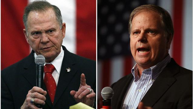 Associated Press Alabama Senate Race Analysis