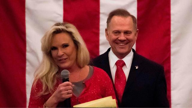 Kayla Moore: 'We have many friends that are black'