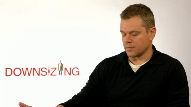 Matt Damon Said Theres A Sexual Violence Spectrum Women Have