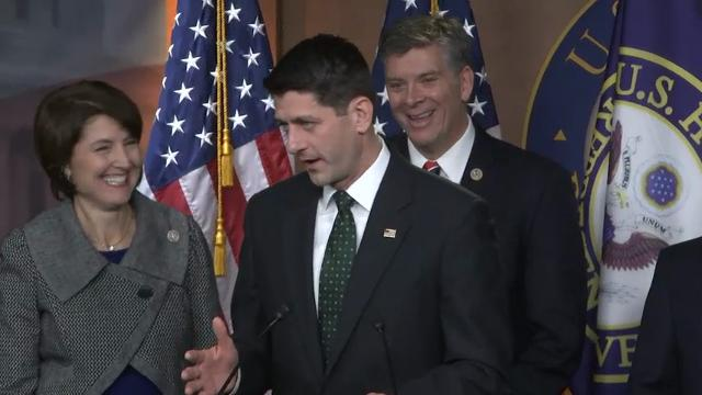 GOP Leaders Confident in Tax Bill Passage