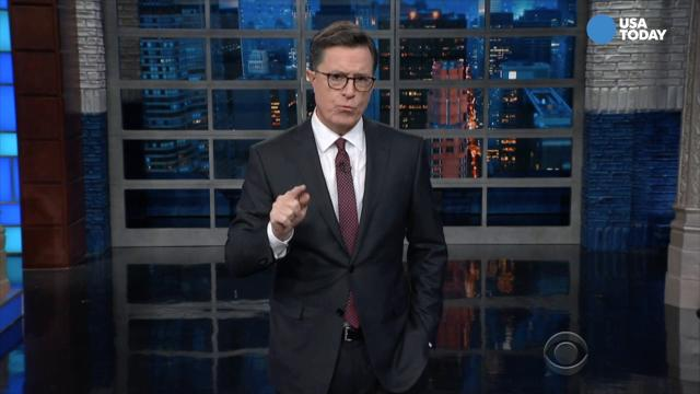 Stephen Colbert To Would-Be Times Square Bomber: