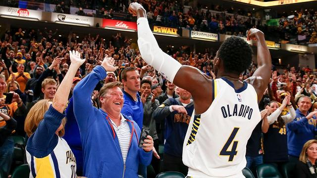 It's Early, but Pacers Appear to Have Won the Paul George Trade
