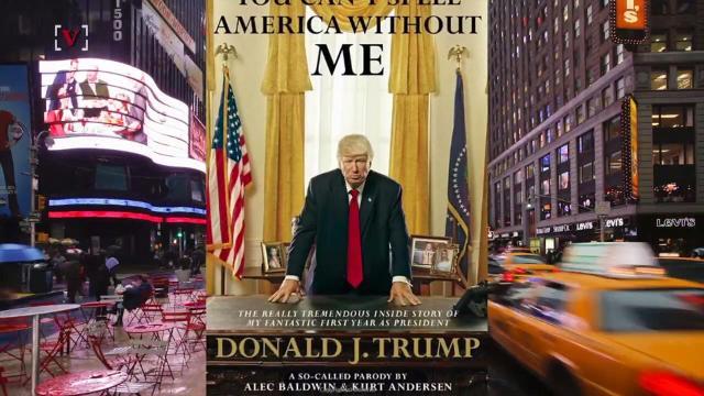 Alec Baldwin may take Trump impression to Broadway