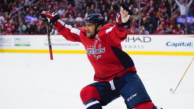 SportsPulse: NHL insider Kevin Allen discusses the contrasting seasons of the Washington Capitals and Ottawa Senators.