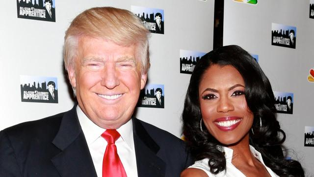 Omarosa Manigault is leaving the White House