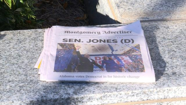 Alabama voters react to Democrat win in Senate race