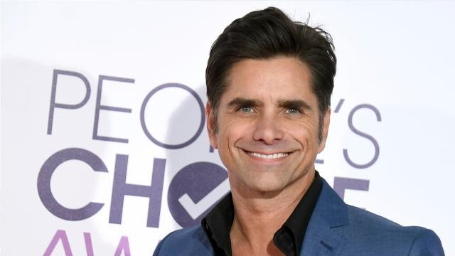 John Stamos announces he is going to be a father