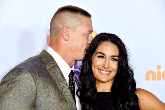 John Cena pours his heart out over fiancée Nikki Bella