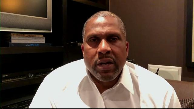 Tavis Smiley, suspended, but vows to fight back