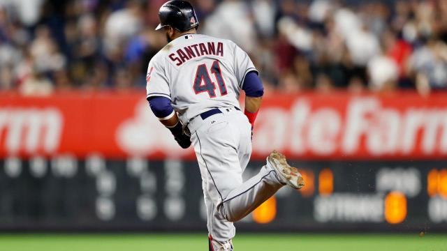 The Phillies have come to terms on a contract with free-agent first baseman Carlos Santana, Jon Heyman of FanRag Sports reports. He'll get $60 million over three years.