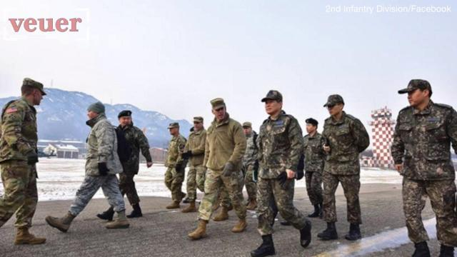 South Korea and U.S. hold training drills to remove North Korea's WMDs