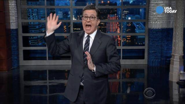 Stephen Colbert, Michael Che, Jimmy Fallon on the latest Trump happenings in Best of Late Night