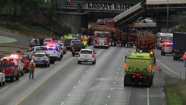 72 taken to hospitals after Amtrak train derailment