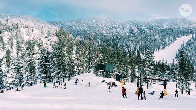 Ski In Michigan Map.Top 10 Ski Resorts Areas In Michigan This Winter