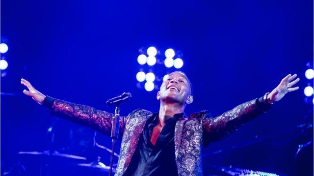 John Legend To Star In Nbcs Jesus Christ Superstar Live Musical