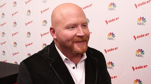 Red Marlow may not have won Season 13 of 'The Voice,' but he's won the hearts of many new fans, and he can't wait to make music for them.