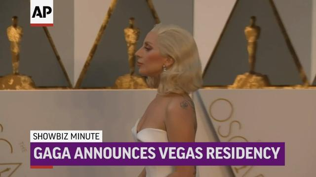 ShowBiz Minute: Jackson, Lady Gaga, Lamar