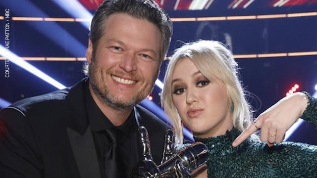 Chloe Kohanski crowned 'The Voice' winner
