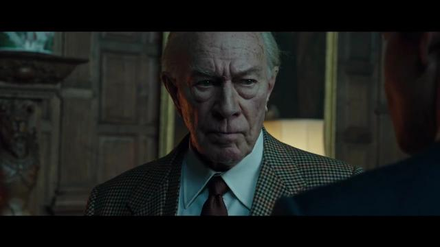 How Christopher Plummer Rescued All The Money In The World